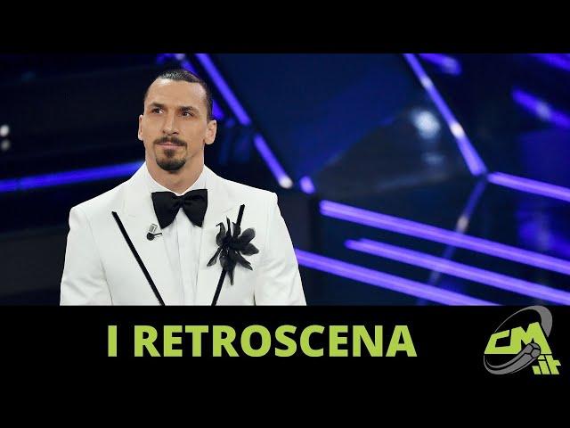 IBRAHIMOVIC A Sanremo: I RETROSCENA!