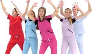 Медицинская одежда Delaware. СМЕЛАЯ.ЯРКАЯ.ТВОЯ.(DELAWARE - медицинская одежда высочайшего класса, соответствующая международным стандартам, предъявляемым..., 2016-09-29T09:28:42.000Z)