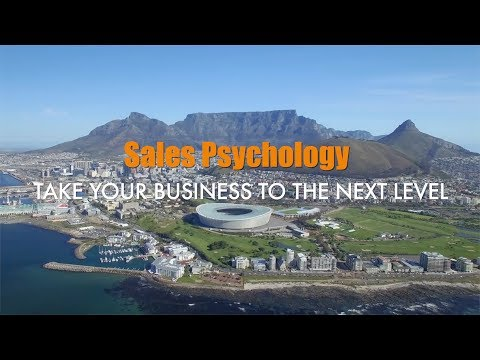 Sales Psychology - Marketing and Sales Consulting - Johannesburg, Durban, Cape Town, South Africa