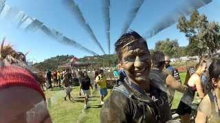 Gladiator Rock N Run - Rose Bowl - 2013