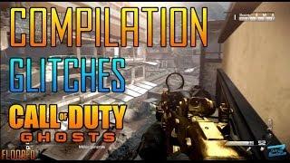 glitch compilation de spots tricks glitches sur call of duty ghosts