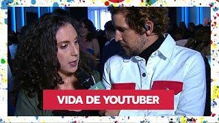Jout Jout fala sobre a vida de youtuber em papo com Caio Braz | Prêmio Glamour