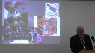 Anti-Judaism Antisemitism Delegitimizing Israel - Session 1
