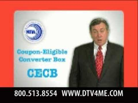 Dtv government coupon