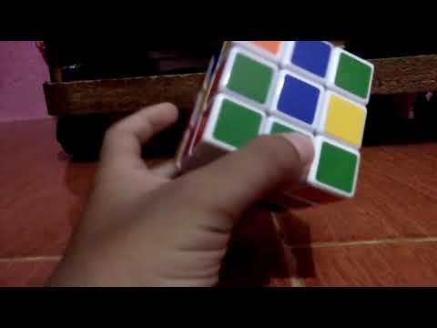 Menyelesaikan rubik 3×3 part [1]