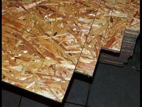 Потолок из осб плиты своими руками 130