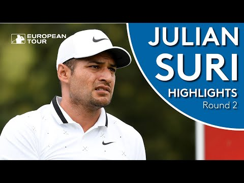 Julian Suri | Round 2 Highlights | 2019 Trophee Hassan II