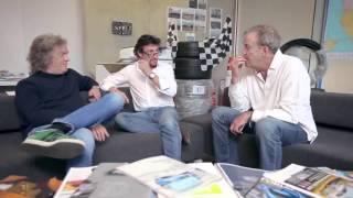 Джереми, Ричард и Джеймс выбирают название для шоу (Русские субтитры)