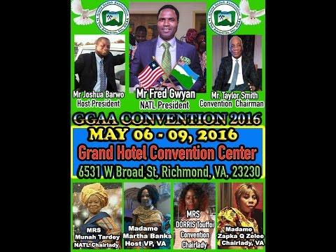 GGAA 2016 CONVENTION - RICHMOND, VIRGINIA