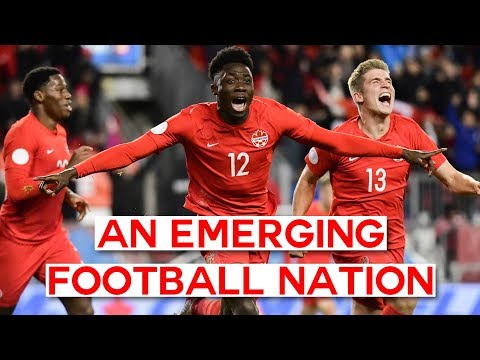 Canada's Football Is Improving Quickly (Your New Favourite National Team) | A Rant