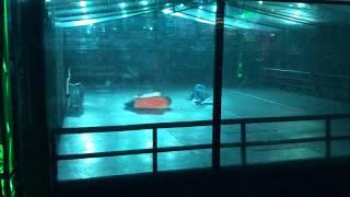Extreme Robots Cheltenham 2018: Aftershock Vs 2.0