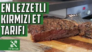 EN LEZZETLİ KIRMIZI ET TARİFİ - Kurbanlık etlerini pişir!