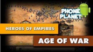 Heroes of Empires: Age of War - РОЗЫГРЫШ - СТРИМ - PHONE PLANET