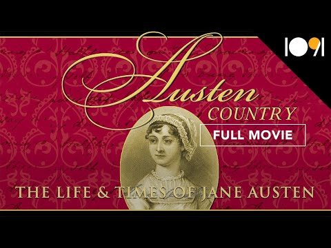 Jane Austen Country: The Life & Times of Jane Austen (FULL D