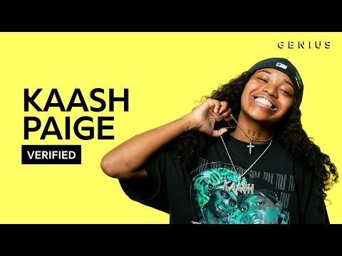 "Kaash Paige ""Love Songs""   & Meaning  Verified"