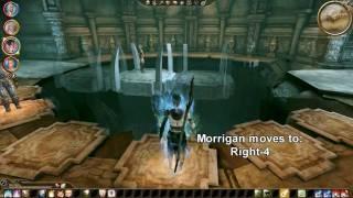 Dragon Age: Origins Gauntlet Bridge Puzzle walkthrough (The Urn of Sacred Ashes questline)
