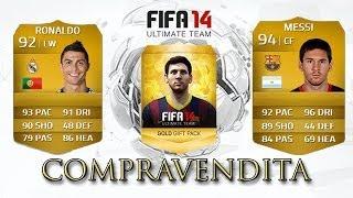 Compravendita FIFA 14 - Come Guadagnare 10.000 (e più) Crediti al Giorno
