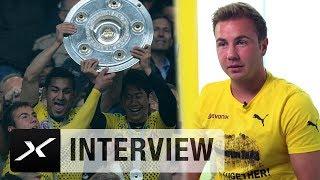 "Mario Götze lobt Shinji Kagawa: ""Super Typ, super Spieler"" | Borussia Dortmund | Bundesliga"