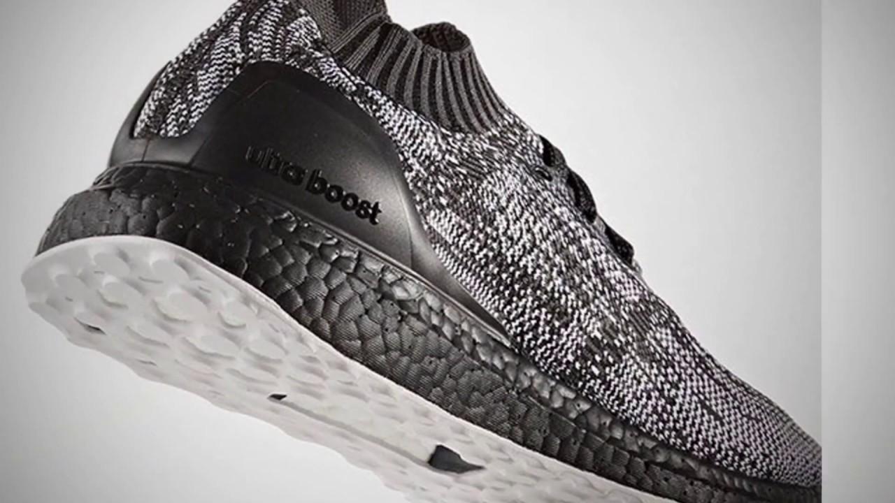 Adidas ultraboost uncaged (negro / blanco) youtube