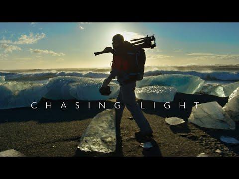 Chasing Light – Iceland in 4K – Official Trailer