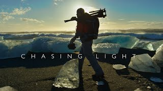 Chasing Light - Iceland in 4K - Official Trailer Video