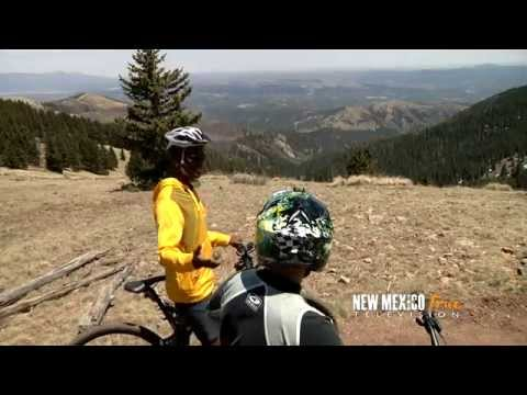 NM True TV Ski Apache Biking