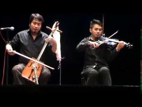 Traditional music wire indonesia (musik dawai )