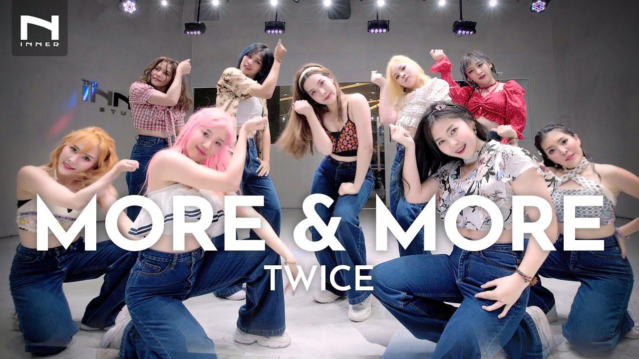 """MORE & MORE"" - TWICE - Cover by TATAR TATUM PEAR NUII YOK TONGTANG GALIB PANG MIN"