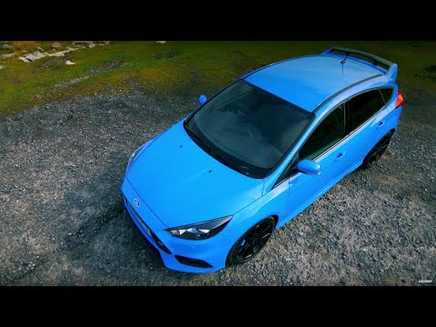 Rory Reid vs Ford Focus RS – Top Gear: Series 23 – BBC