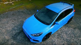 Rory Reid vs Ford Focus RS   Top Gear  Series 23   BBC