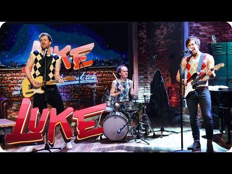 Lukes Schülerband  - LUKE! Die Woche und ich