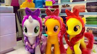 Gambar cover Sihirli Ponyler 8.Bölüm 🌍 || Ponylerin Maceraları