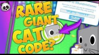 Roblox Triple Eier! 🐾 Pet Simulator!*NEU* Riesenkatze Code!
