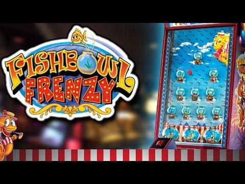 Fishbowl Frenzy! - Arcade Ticket Game