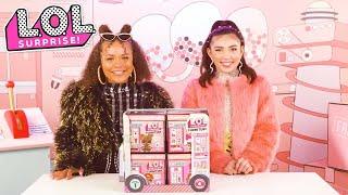 UNBOXED! | LOL Surprise! Furniture Packs | Season 4 Episode 11