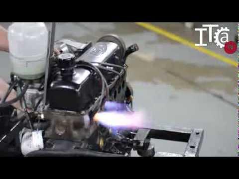 Puesta a Punto de un Motor Ford Taunus