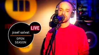 Josef Salvat - Open Season (Live at MUZO.FM)