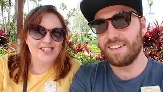 Walt Disney World May 2019 Honeymoon - Day Five Hollywood Studios
