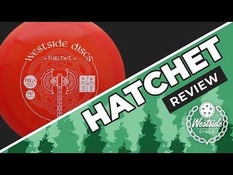 Westside Discs Hatchet Review | Danny Lindahl