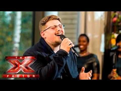 Can Ché Chesterman sings Aaron Neville's Don't Know Much - Judges Houses - X Factor 2015 ONLY SOUND