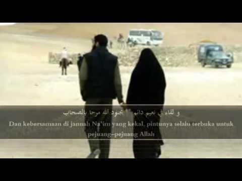 Syair Cinta Yang Sangat Mengharukan Arabic Lirik+Terjemah