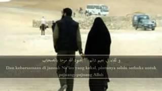 Download Video Syair Cinta Yang Sangat Mengharukan Arabic Lirik+Terjemah MP3 3GP MP4