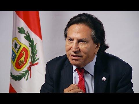 Legacy Project: Former President of Peru Alejandro Toledo