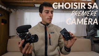 Quelle caméra choisir pour commencer la vidéo de voyage en 2019?
