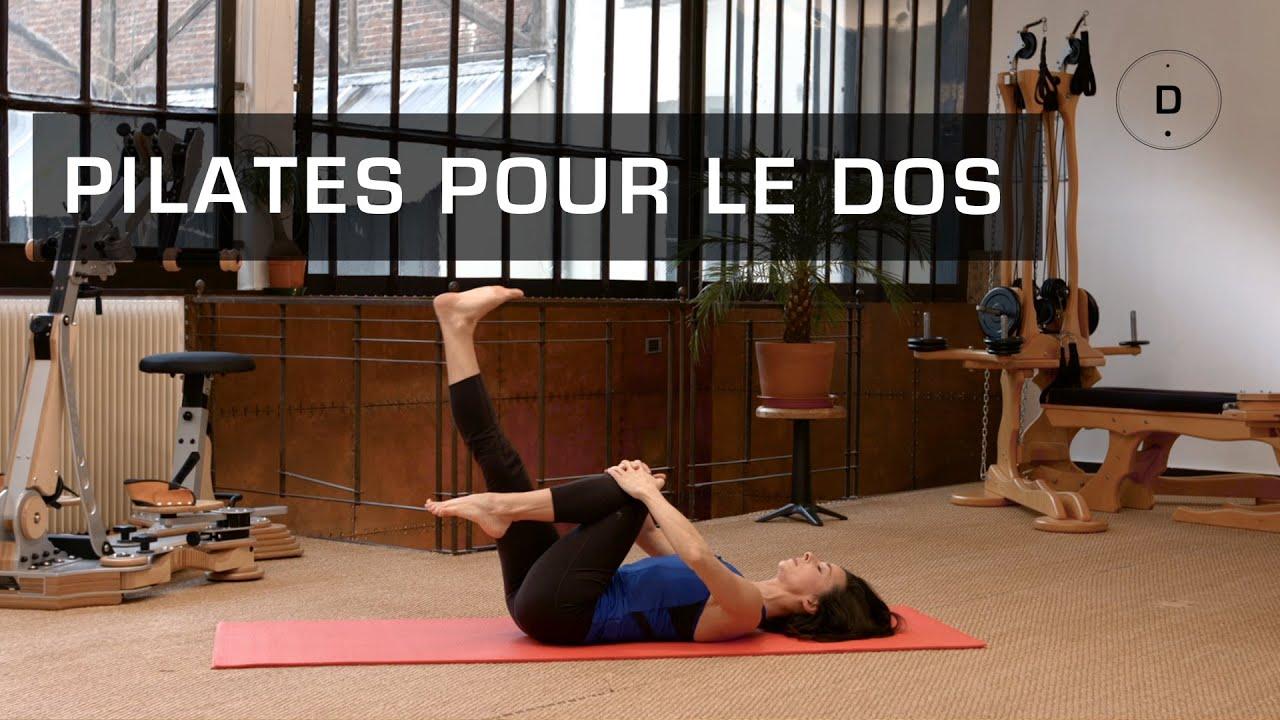 pilates master class pilates pour renforcer son dos youtube. Black Bedroom Furniture Sets. Home Design Ideas