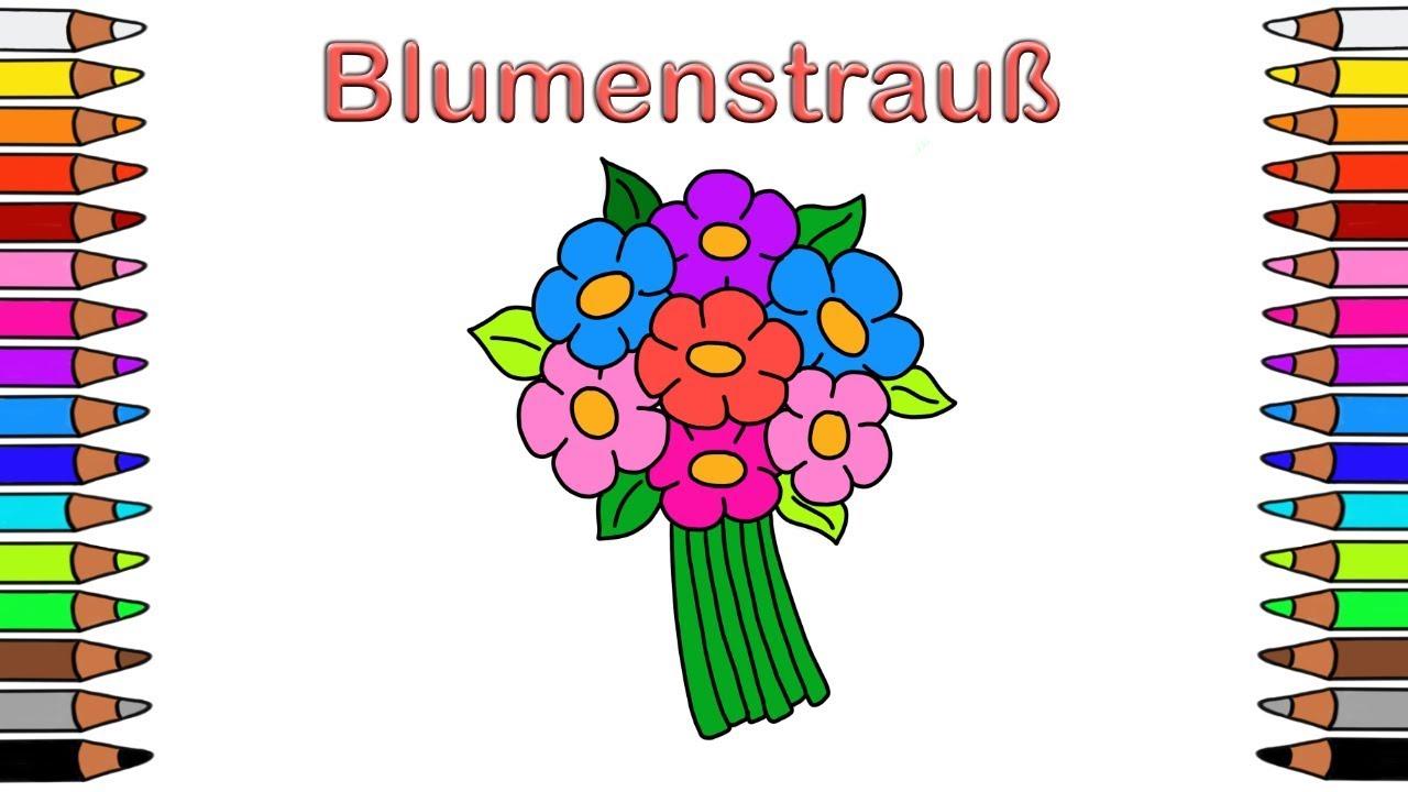Ausmalbilder Für Kinder Malbuch Für Kinder Malen Für Kinder Ausmalbilder Blumen