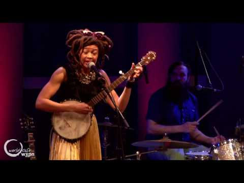"Valerie June - ""Got Soul"" (Recorded live for World Cafe)"