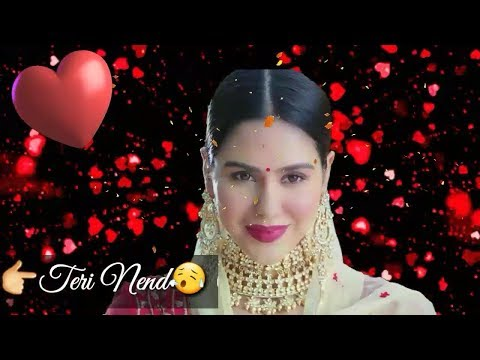 💖Teri Neend Chura Loon Ga💖 Whatsapp Status💖 - Romantic❤,, Punjabi❤,, Whatsapp💗,, Status 💝,,