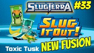 Slugterra Slug it Out! #33 Toxic Tusk (New Fusion Shot)
