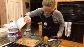 Hannah Talent Movie   Making Italian Love Cake